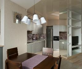 Бриз в студию: женский взгляд на мужскую квартиру