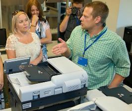 HP делает офисную печать быстрее и проще