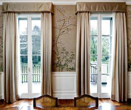«Декор Буржуа» наряжает окна со скидкой
