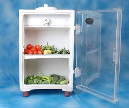 Эко-холодильник MittiCool работает без электричества