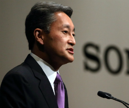 Глава корпорации Sony получит награду