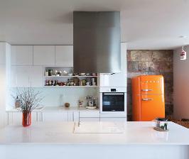 Как из обычной кухни сделать просторную и оригинальную: 6 приемов