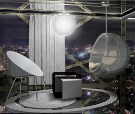Как выйти в открытый космос через собственный балкон