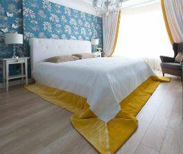 Как наполнить спальню солнцем: 6 простых шагов