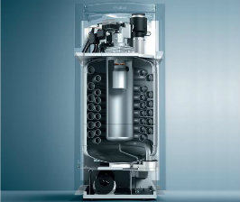 Котлы отопления на жидком топливе
