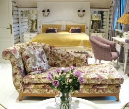 Спальня во французском стиле: дизайнер Оксана Маленко