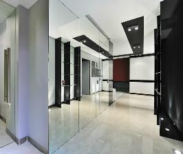 Белый интерьер квартиры: дизайнер Александр Бабаджанян