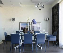 Квартира для гостеприимного мужчины: дизайнер Элен Кучерова