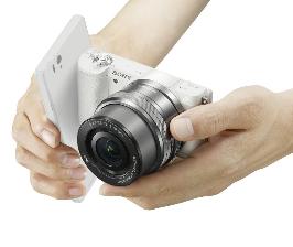 Sony делает фото еще быстрее и четче