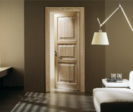 Из чего делают межкомнатные двери?