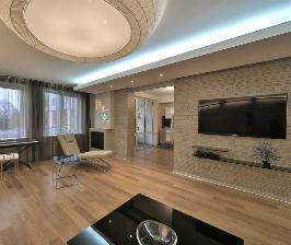 Элитная квартира в историческом центре Самары: дизайнер Дмитрий Носов