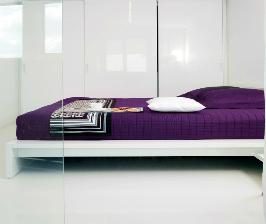Спальня с гардеробной: дизайнер Сергей Наседкин