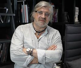 Алексей Козырь  о месте искусства в буднях архитектора