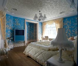 Детская для маленькой принцессы в Харькове: дизайнер Елена Кулишова