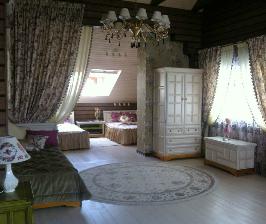 Розовая детская в Беларуси: дизайнер Олеся Васильева