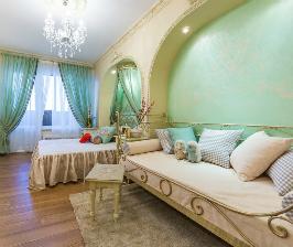 Сообразить на троих: детская и взрослая спальня - в одной комнате