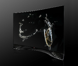 LG украшает телевизор кристаллами Swarovski