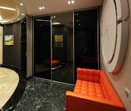 Современный дизайн гостиных – квартира в Москве на набережной: дизайнер Наталия Елисеева