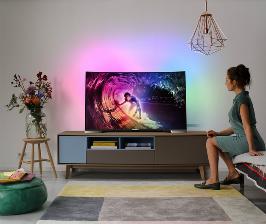 Philips ходит в интернет через ТВ