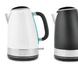 Черно-белые чайники от element