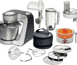 Кухни «Мария» теперь с тостерами и кофеварками