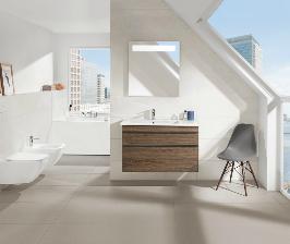 Новая коллекция Villeroy & Boch для любой ванной