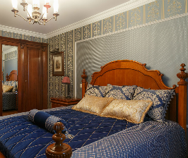 Спальня настоящего мужчины: проект Андрея Тимахова