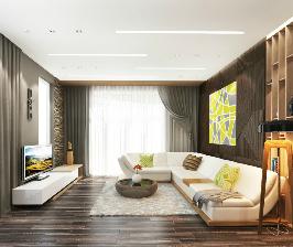 Благоустройство загородного дома: проект Рустэма (Zed design) Уразметова