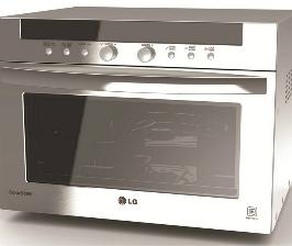 LG выпускает микроволновку с двойными возможностями