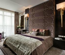 Спальня в шоколаде: 5 бюджетных идей для оригинального оформления