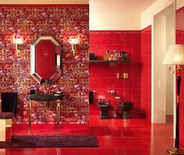 Итальянская плитка на английский манер в салонах «Декор Буржуа»