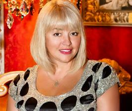 Марина Путиловская про золото в интерьере