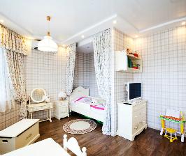 Квартира в Пензе для семьи с маленьким ребенком: дизайнер Юлия Кочеткова
