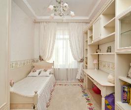 Ростов-на-Дону, комната для маленькой принцессы: дизайнер Ирина Коптяева