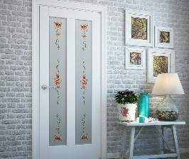 Двери в стиле Прованс со скидкой в салонах «Волховец»
