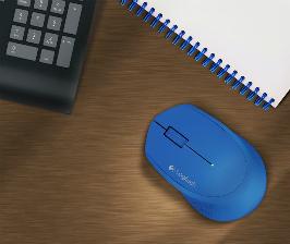 Logitech выпускает эргономичную компьютерную мышь