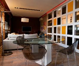 Интерьер в стиле лофт в Рязани: дизайнер Андрей Ежов