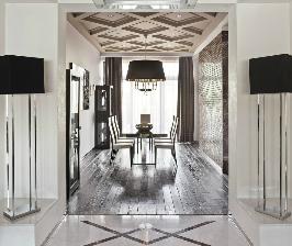 Стильный дом для пары: дизайнер Николай Цупиков