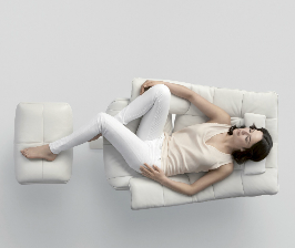 Natuzzi выпускает кресло для релаксации