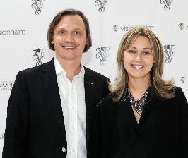 Мария Серебряная и Сергей Макушев: «Гламур стал синонимом шика»