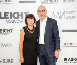 LEICHT Moscow и «Детали» открыли клуб для дизайнеров и декораторов