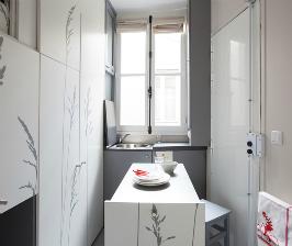 <strong>8</strong> квадратных метров: легко ли жить в маленькой квартире
