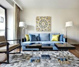 Квартира успешного мужчины: как сделать солидный интерьер на 52 «квадратах»