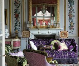 Designers Guild создает дворцовые ткани