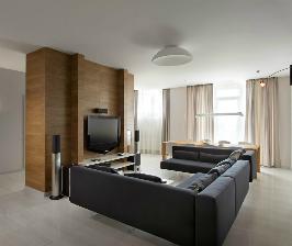 Квартира в Харькове с лаконичным интерьером: дизайнер Лариса Ачкасова