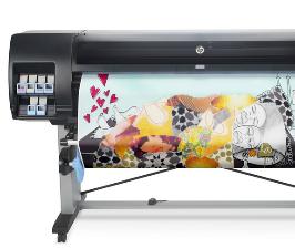 Принтер HP печатает на века