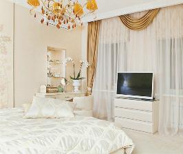 Стильная спальня в стиле ренессанс: дизайнер Ирина Глухарева