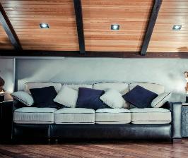 Отделка дома в стиле шале: дизайн архитектурной компании ARCHIplus