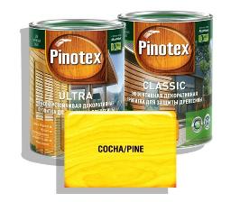 Pinotex теперь в оттенке сосны