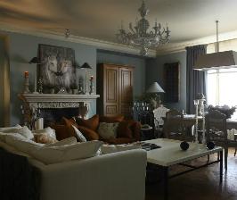 Квартира в стиле старинной сказки: дизайнеры Анастасия Комарова и Наталья Черных